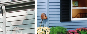 Home Siding Painting