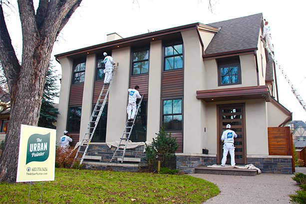 The-Urban-Painter-Calgary-Exterior-House-Painting
