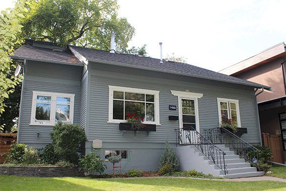 Siding Painting Services Calgary Wood Vinyl Amp Metal