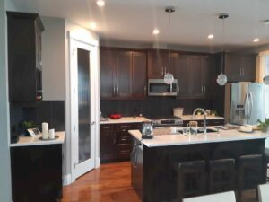 The-Urban-Painter-Calgary-Painting-Kitchen-Cabinets-Before-2